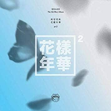 【音盤7】ミニアルバム 화양연화(花樣年華) pt.2