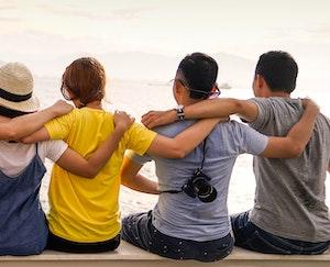 【黄金人脈】友達たくさん!テテの華麗な交友関係