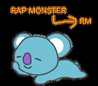 RMの意味とは?ナムジュンがラップモンスターからRMに改名した理由